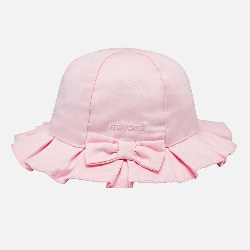Dívčí klobouk  f0a2be51d9